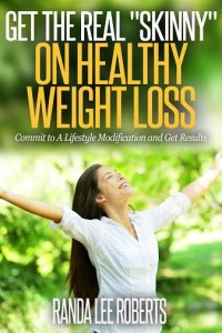 Get the Real Skinny on Healthy Weight Loss Final Cover Design
