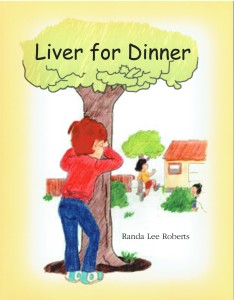 LIVER FOR DINNER BOOKCOVER 001